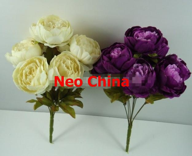 Fake Wedding Flowers Bulk Wholesale Silk Submited Images