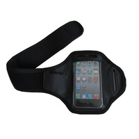 wholesale,100pcs/lot Workout Armband Case Bag for iphone 5 5G, Sports Belt Armband Cover Case For iPhone 5 5G,DHL Free shipping