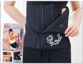 Wholesale Four Segment Belt Corset Slimming Massage Belt Abdomen Drawing 4 Section Weight Loss Slimming Belt