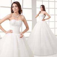100% quality guarantee  new arrival princess bride married fashion pop bandage wedding dress