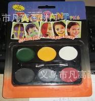 WHOLESALE Free Shipping 100pcs 6 colors face paint,sport face paint