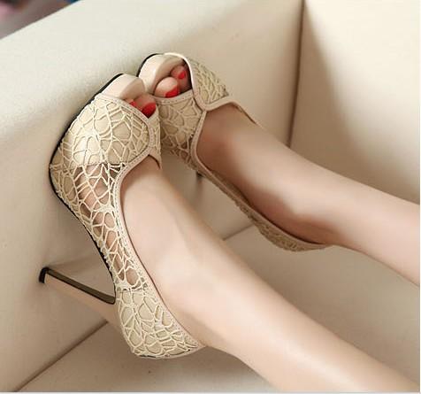 أحذية نسائية 2013 Free-Shipping-Vogue-