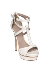 new arrive  2014  spring  hot   selling    Sheepskin   High-heeled  14 cm   Waterproof  40mm  fashion women shoes  wedding shoes