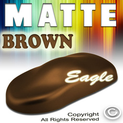 Brown Matte car sticker / vinyl product with air drains / Size: 98 Feet x 4.9 Feet wholesale China(China (Mainland))