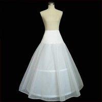 Free Shipping LYCRA-2-HOOP CRINOLINE wedding dress petticoat wholesale/retail