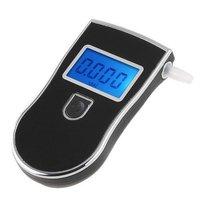 Prefessional Police Digital Breath Alcohol Tester Breathalyzer 10pcs/lot free shipping