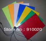 High brightness 150cd/cm2 A4 size EL backlight/EL sheet/EL panel with DC12V inverter(China (Mainland))
