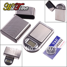 LCD Digital Mini Pocket Lighter Style 0.01~100g , Gram Pocket Jewellery Scale  [23494|01|01](China (Mainland))