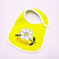 Sallei children's 100% cotton bib baby waterproof newborn style bib baby bibs rice pocket