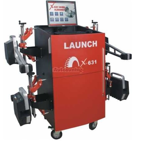 2013 High Quanlity Best Price Professional Original Launch X-631 X631 Wheel Aligner(China (Mainland))