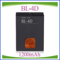 DHL Freeshipping 300pcs/lot  1200mAh BL-4D BL4D Mobile  Phone Battery For Nokia N97 Mini E5 N5