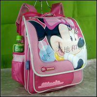 school bag Primary students cartoon packback 0902