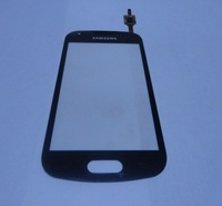 lcd touch screen digitizer for Samsung Galaxy S Duos S7562 touch screen glass lens free shipping