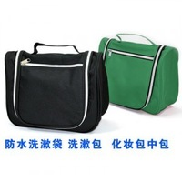 Free shipping waterproof big capacity toilet kit / travelling wash bag ,hanging toiletry kit