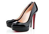 Red bottom top quality women lady high heels shoes christmas gift