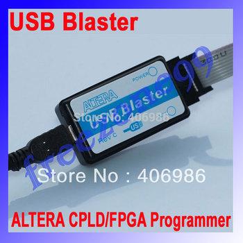 USB Blaster (ALTERA CPLD/FPGA Programmer)  FZ0382  Free Shipping Dropshipping