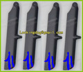 V922, V-922 Main Blades 4X, RC Helicopter Parts, VL922,VL-922