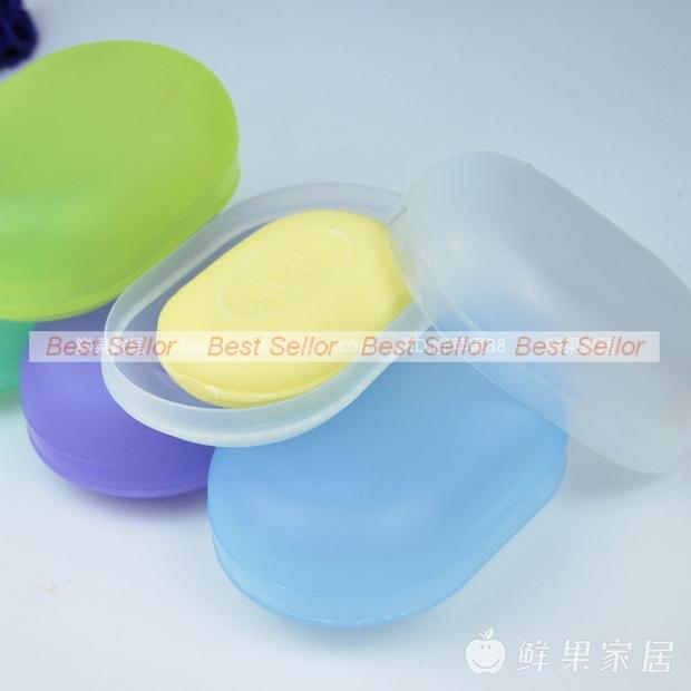 Plastic Zeepbakje Geval Houder Container Doos Shell Voor