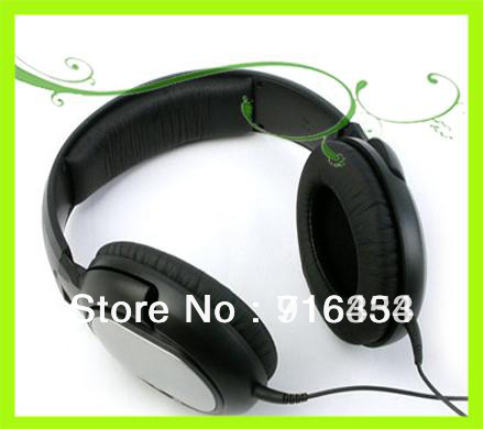 Free shipping!! Genuine High Quality 201 DJ Hi-Fi Sound Stereo Dynamic Headphone Earphone Headset HD For PC Music Game(China (Mainland))