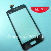 Original THL V11 New Touch Screen Digitizer/Replacement for THL V11 ANDROID Phone Free SHip AIRMAIL HK +tracking code