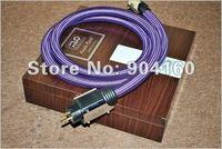 XLO Purple Rush HIFI EUR  AC  Audiophile Power cable  original Top version power cord with box EUR version