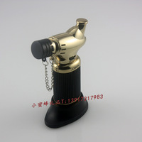 Bee gift zhongbang jobon zb-821 small spray gun torchy base windproof chromophous