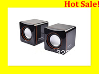 Free shipping mini portable best seller  New design PC/laptop speaker with good quality and best price