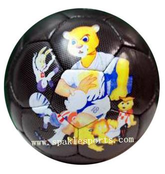 Official  hand sewn football & soccer ball, 500pcs/lot, free logo printing