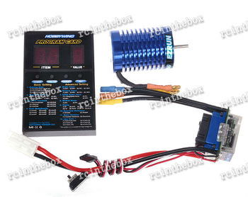 RC Ezrun Car 9T Brushless motor + 35A ESC 3in1 combo