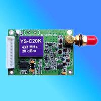 YS-C20K 30dBm wireless data transceiver with 868MHZ ,1W