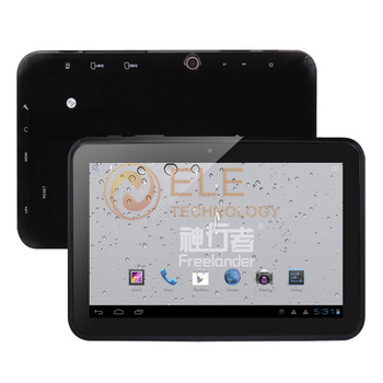 Freelader PD20 3G Version  MTK6575 1GB 8GB Bluetooth GPS 3G analog tv capacitive GPS Tablet PC