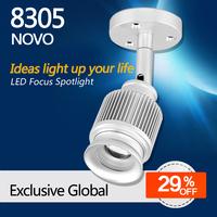 8305 Novo surface mounted led spotlight 4w,museum lighting design guidelines from LEDing the life