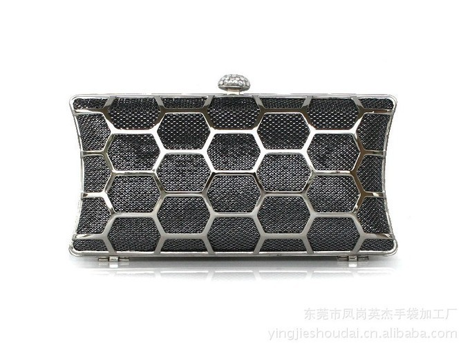 NEW arrival ! Ladies' Clutch  Evening Bags,Fashion diamond shaping evening bag day clutch women's formal dress small bags eb122