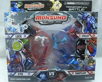 free shipping Monsuno 6 CORES IN PACK