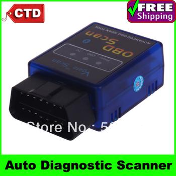 Mini ELM327 V1.5 Mini Bluetooth OBDII OBD-II OBD2 Protocols Auto Diagnostic Car Scanner Tool