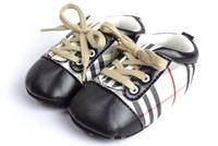 new arrived famous brand orriganl children's shoe Infant Baby Shoes Toddler dress soft sole free shopping