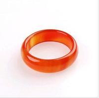 Natural agate rings ? elegant fashion