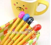 390pcs/lot creative stationery ballpoint pen automatic ball-point pen commelina ballpoint matches pen