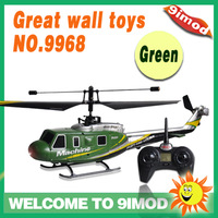 Great Wall 9968 Sky Maker 2.4G 4 CH RC Helicopter
