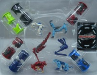 Free shipping  Monsuno Core 6-Pack ,monsuno energy beast figures remote control toys