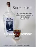 Sure Shot by Scott Alexander Trick / Magic Tricks/Liquid Magic/  Wholesale