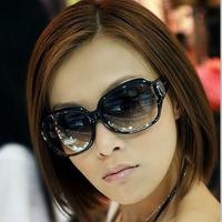 Free postage 2012 women's sunglasses fashion elegant shield sunglasses female glasses