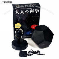 20pc/Lot novelty household item Creative Romantic Star lights retail & wholesale top Quality DHL Free