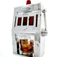 Liquor dispenser tiger machine silver carved lhg wine beverage machine sub wine s1 u