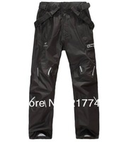 Free Shipping autumn winter new men's High quality fleeces bladder + sports pants fashion outdoor charge trousers