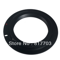 Aluminum M42 Screw Lens to Canon EOS EF  Mount  Adapter Ring Rebel for canon XSi T1i T2i 1D 550D 500D 60D 50D 7D 1000D