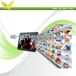 Zhixingsheng 7 inch android mid tablet pc software download WS8850(China (Mainland))