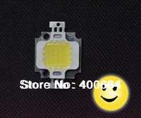 10pcs/lot 10W Cool White 45mil High Power Integrated LED Bulb Super Bright Light DIY 6000k 900-1100lm