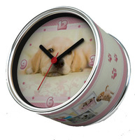 Big Dog Toy Clocks For Child Free Shipping As Gifts 4 Pieces Packed
