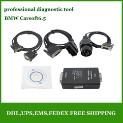 2013 Top-Rated Free Shipping professional diagnostic tool Carsoft6.5 multiplexer carsoft 6.5(China (Mainland))